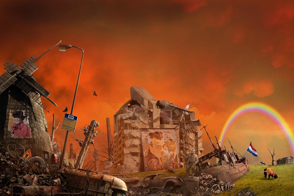 Dutch apocalypse by berthjan