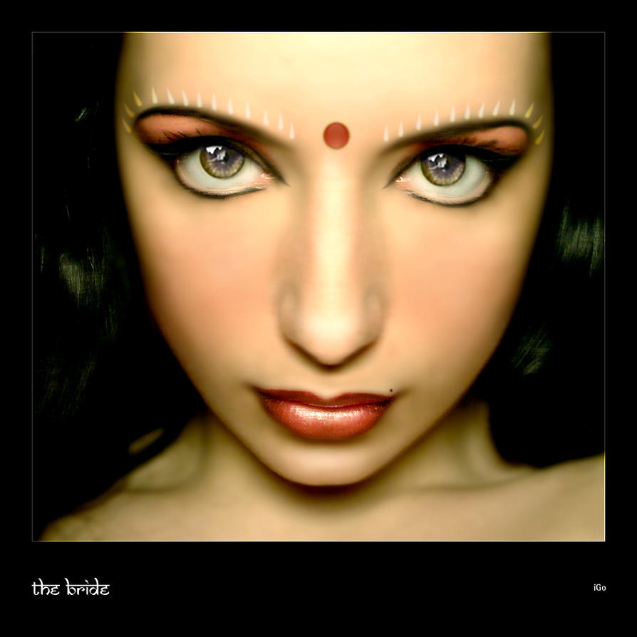 The Bride by indians