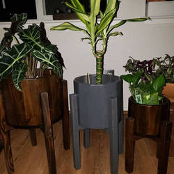 Flower pots and stands