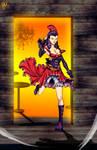 Rose - FanArt Genzo by HazazelCl