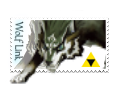 ~ Stamp ~ Wolf Link 2