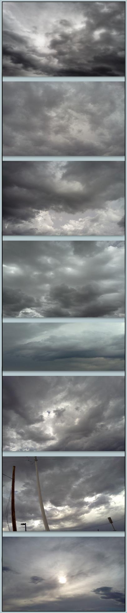 Rainy Day Collage by TwiliYoshi