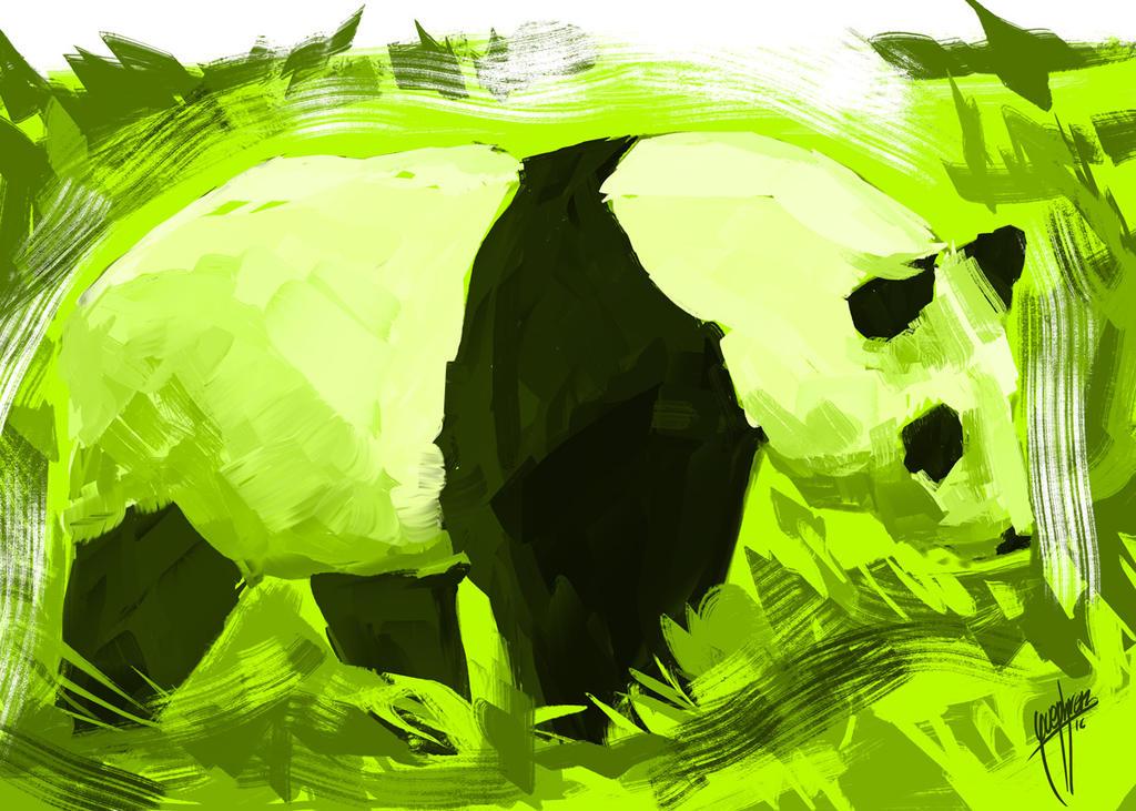 Hue 29 - Greener side by GuephRen