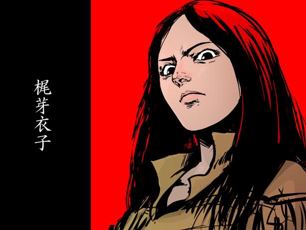 Kaji Meiko 2 by nippori