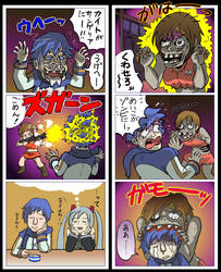 vocaloid ZOMBIE by nippori