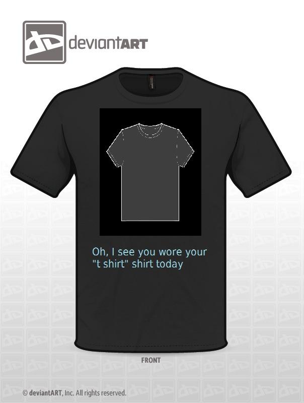 T_Shirt 2012 Design_T-shirt Shirt by KeKat147