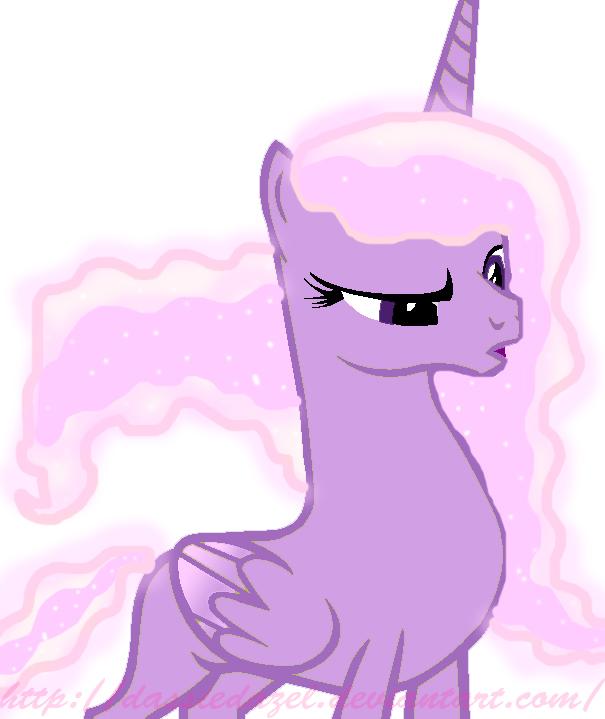 Princess Luna Me by DassieDazel