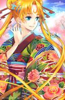Sailor Moon by ofSkySociety