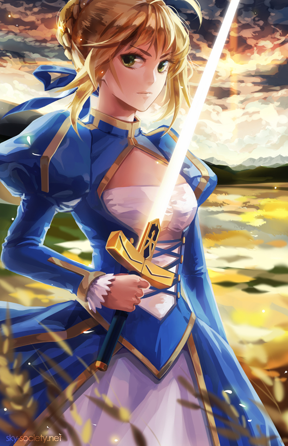 Saber by ofSkySociety