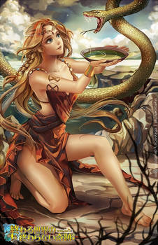 Sigyn, Goddess and Wife of Loki