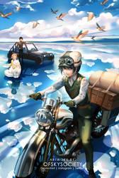 Kino's Journey   Kino no Tabi by ofSkySociety
