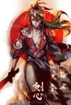 Rurouni Kenshin by ofSkySociety