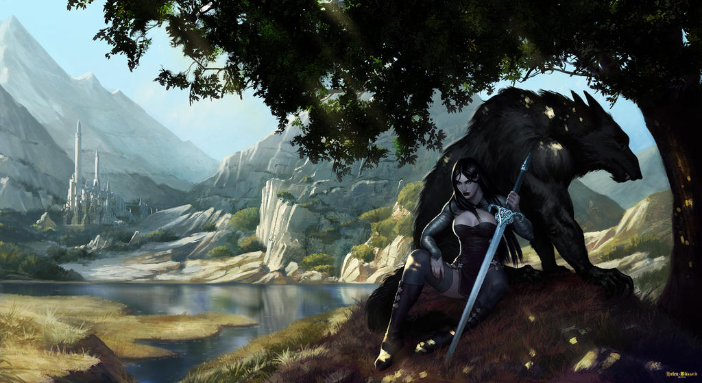 Sonia by BlizzardHelen
