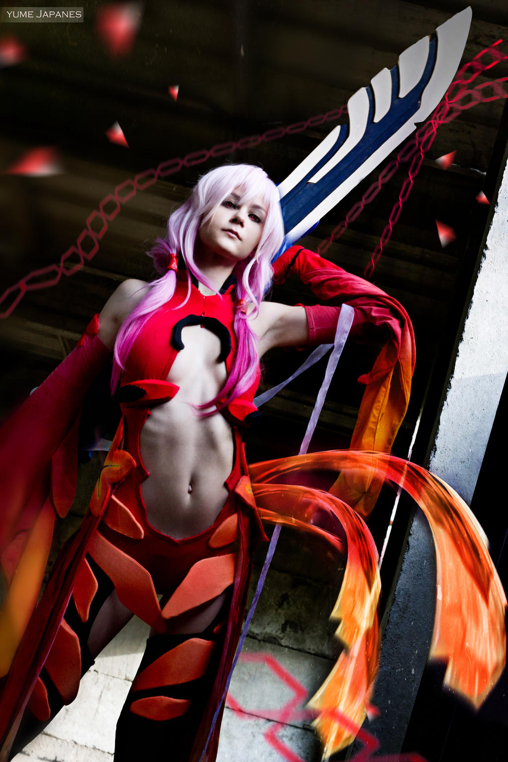 Guilty Crown: Yuzuriha Inori by YumeJapanes