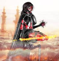 Dark Lord Sith Princess by vice-reborn