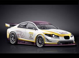 Jaguar XF Racecar by dr-phoenix