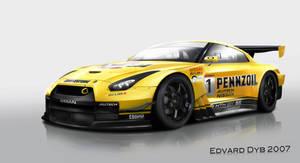 Pennzoil Nissan GTR Super GT