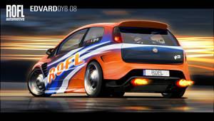 Fiat Punto ROFL Automotive