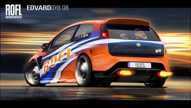 Fiat Punto ROFL Automotive by dr-phoenix