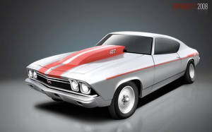 Chevelle SS by dr-phoenix