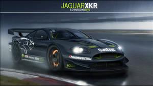 Jaguar XKR Racecar