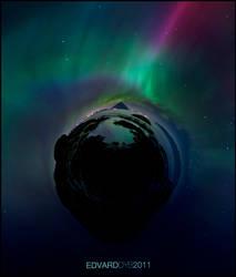 Planet Aurora by dr-phoenix