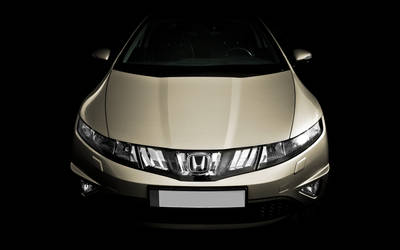 Honda Civic by dr-phoenix