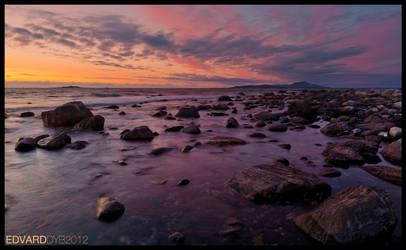 Alnes Sunset 03 by dr-phoenix