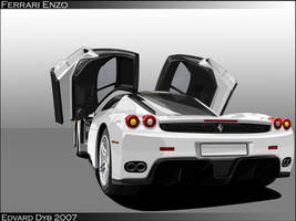 Ferrari Enzo by dr-phoenix