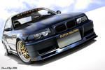 BMW E36 Turbo Widebody