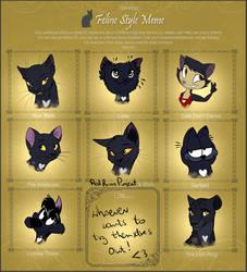 Feline Style Meme