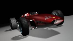 Ferrari Formula 1 F158 02
