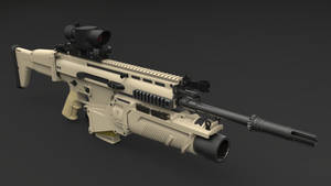 FN SCAR-H assault rifle