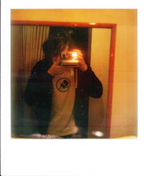 an excuse to use a polaroid by tommakespictures