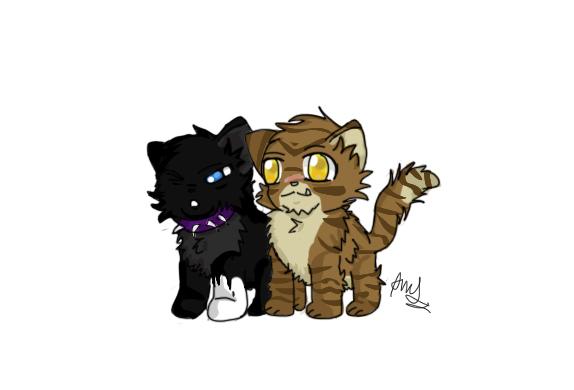 Warrior cat: Tigerstar and Scourge - 80.7KB