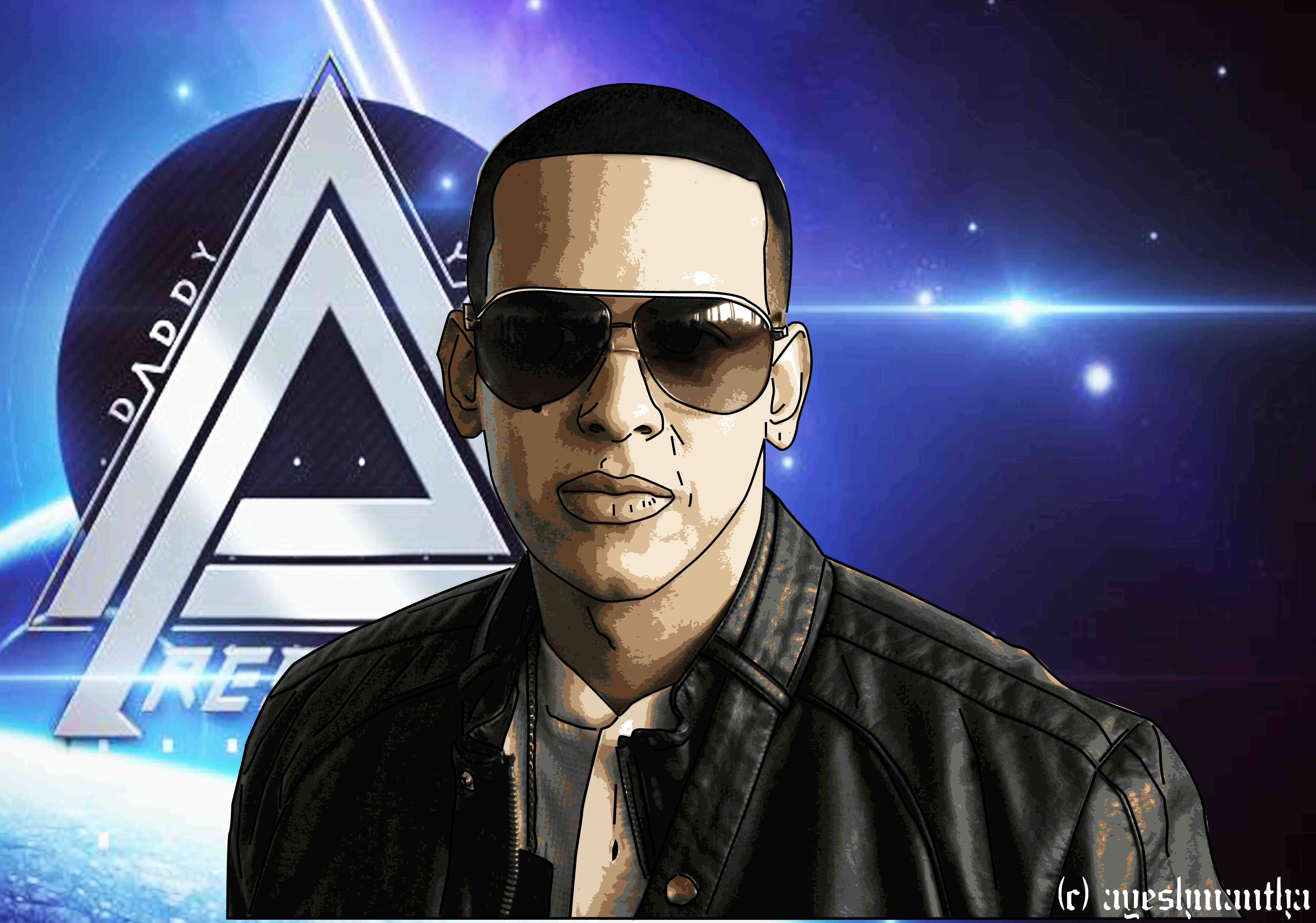 daddy yankee graphics and -#main