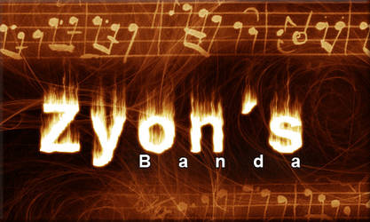 Zyons band logo project by carlosjrcabello