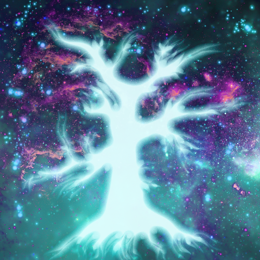 Edgar Cayce on Human Origins (Part 1,2 and 3)) Mystic_cosmic_tree_by_crueliator-d623267