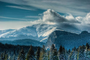 Cloud Mood HDR by Golby84