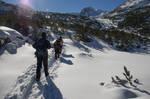 Winter Trek by Golby84