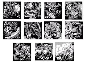Monster Hunter Pokemon Style