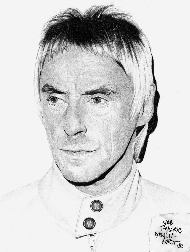 Paul Weller by gypsytoast
