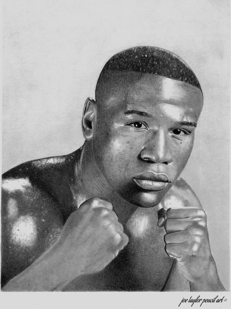 Floyd Mayweather Jr by gypsytoast