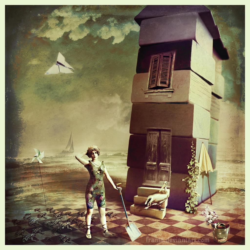 High Tide by Frama