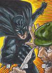 Batman I Card