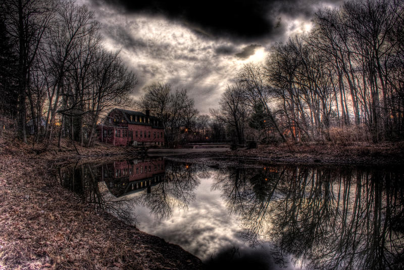 The Mill 2 Reshoot by Keith-D