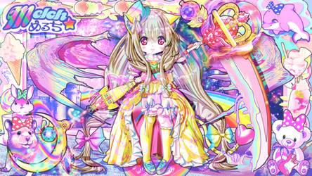 Kawaii dream of Melch taste by Rorimitan-HG