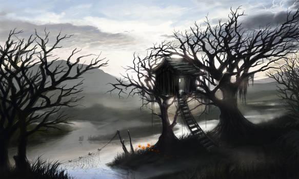Marshland Treehouse