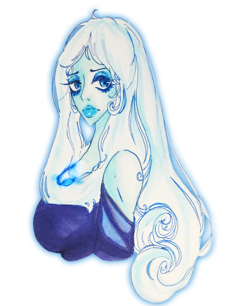 Yeah it's been real rough uh here's a Blue Diamond