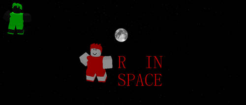 R In Space by DrumboProductions